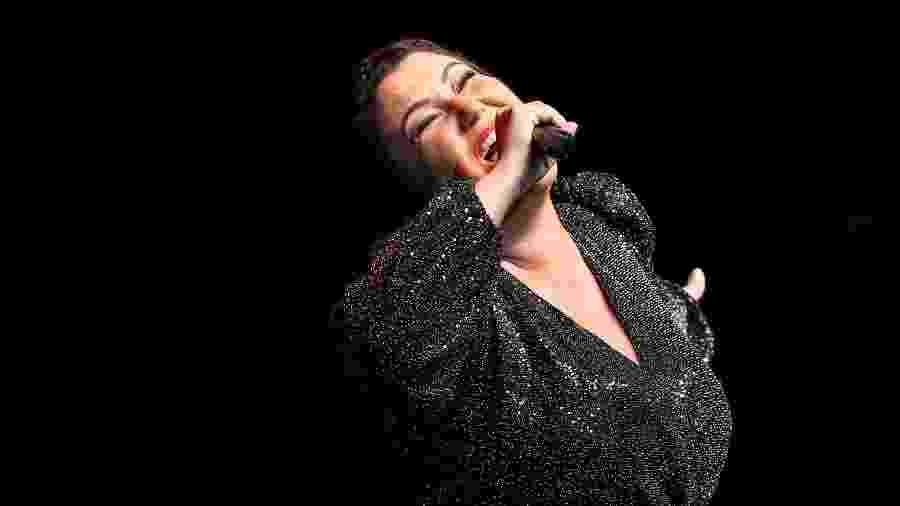 Maria Rita em show no Vivo Rio para 600 pessoas - ROBERTO FILHO/BRAZIL NEWS