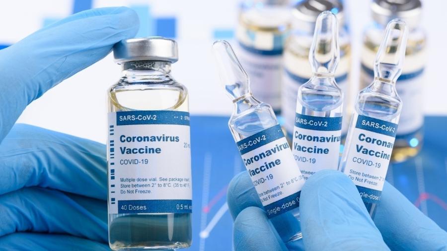 Imagem ilustrativa de vacina contra a covid-19 - iStock