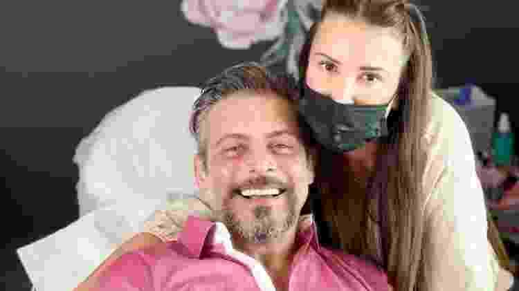 Luigi Baricelli fez tratamento em spa em Orlando (EUA) - Cauê Garcia / CG Comunicação - Cauê Garcia / CG Comunicação
