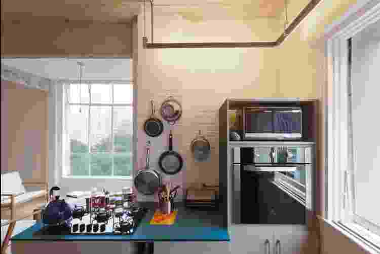 Cozinha do Projeto Vera Cruz - Divulgação - Divulgação