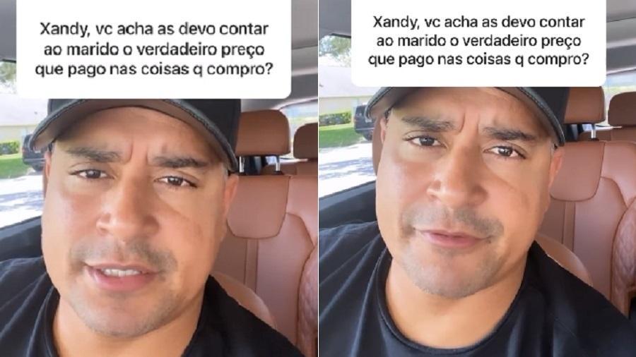 Xanddy ataca de conselheiro amoroso nas redes sociais - Reprodução/Instagram