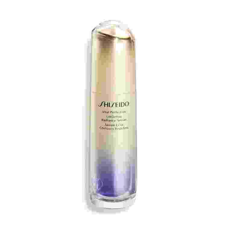 Vital Perfection LiftDefine Radiance Serum, Shiseido, R$619 - Divulgação - Divulgação