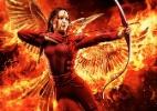 """Katniss aparece pronta para a guerra em pôster do último """"Jogos Vorazes"""" - Divulgação"""