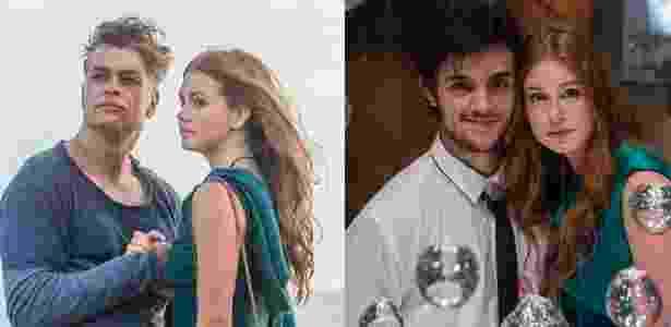 """Arliza ou Joliza? Eliza (Marina Ruy Barbosa) deve terminar com Arthur (Fábio Assunção) ou Jonatas (Felipe Simas) em """"Totalmente Demais"""" - Fotos de divulgação/TV Globo"""