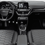 Ford Fiesta 2017 - Divulgação