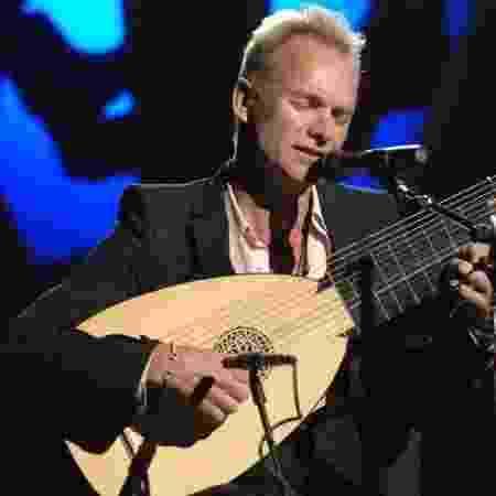 O cantor Sting - Lester Cohen - Lester Cohen