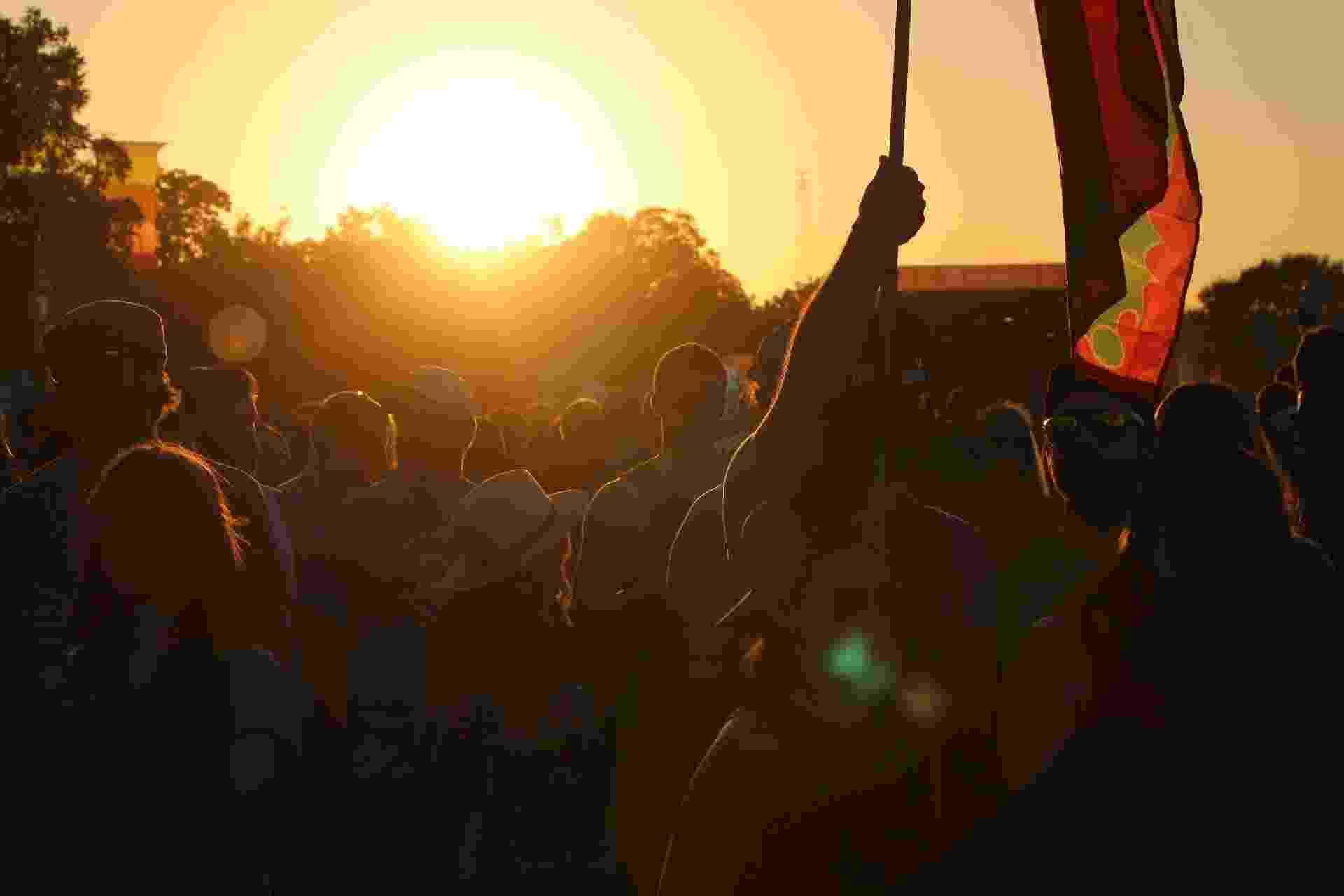 Público aproveita o Festival Austin City Limits, que ocorre no Zilker Park, em Austin, Texas - Felipe Branco Cruz/UOL