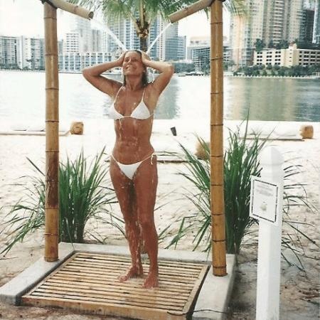 Vera Fischer em foto do ano 2000 - Reprodução/Instagram/verafischer