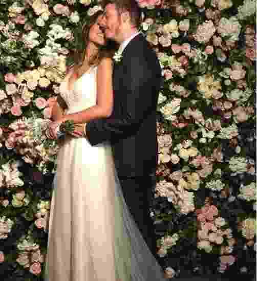Fábio Porchat e Nataly Mega se casam no Rio - Reprodução/Instagram
