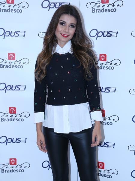 Paula Fernandes - AGNews