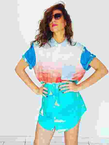 Mariana Aydar se apresentará com o bloco Forrozin - Instagram/Reprodução