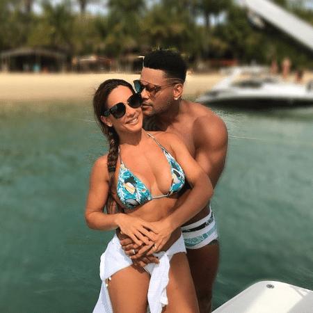 Scheila Carvalho e Tony Salles - Reprodução/Instagram/scheilacarvalhooficial