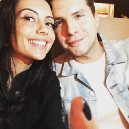 Thiago Fragoso e Mariana Vaz - Reprodução/Instagram/thiagofragoso