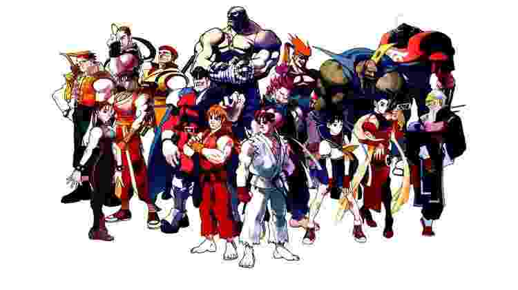 A série Alpha ganhou novos personagens e uma direção de arte mais cartunesca, liderada pelo designer Bengus. - Reprodução