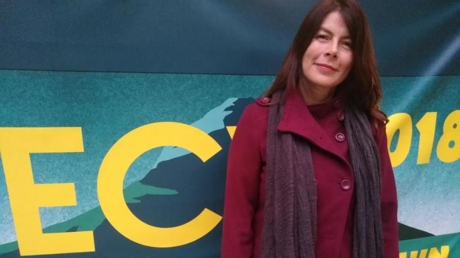 Rosana Urbes, vencedora do prêmio principal de Annecy em 2015 - RFI