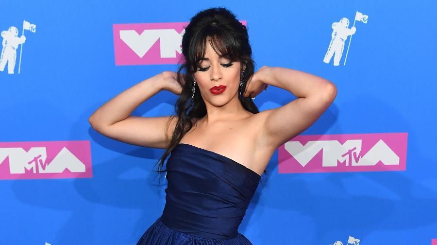 Camila Cabello, ex-Fifth Harmony, concorre em cinco categorias do VMA 2018 com sua carreira solo - Nicholas Hunt/Getty Images for MTV