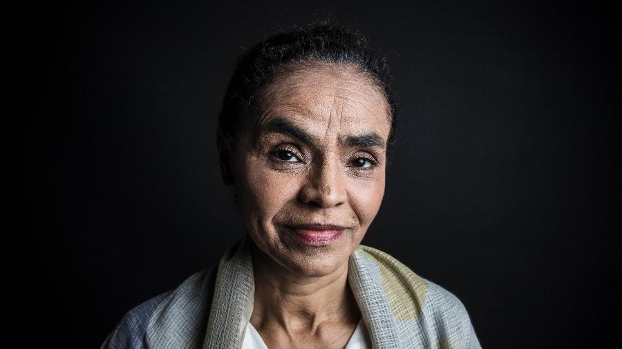 Marina Silva é historiadora, professora, psicopedagoga, ambientalista e política brasileira - Lucas Lima/UOL
