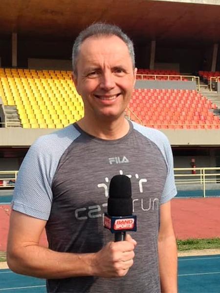 """Ricardo Capriotti leva o programa """"Folêgo"""" do rádio também para a televisão - Band/Divulgação"""