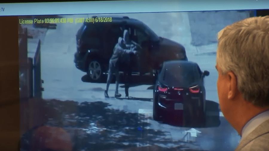 Vídeo do assassinato de XXXTentacion foi mostrado em audiência na Flórida - Reprodução
