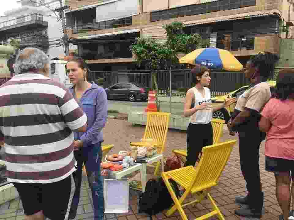 Famosas vão às ruas para conversar com eleitores indecisos sobre o voto - Reprodução/Twitter/Instagram