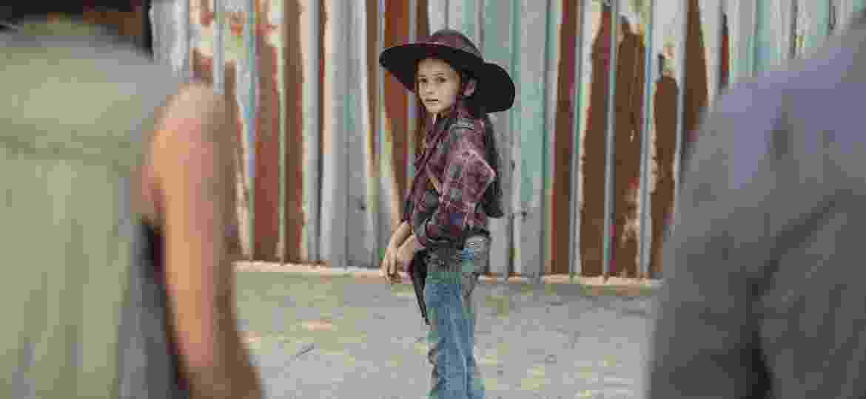 Judith de Walking Dead - Divulgação