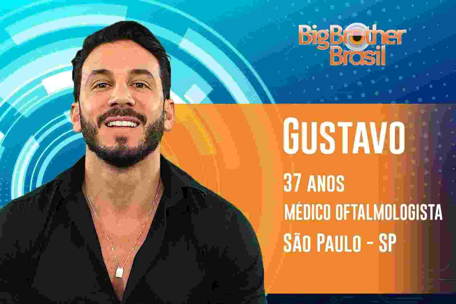 Gustavo é o oitavo participante anunciado do ?BBB19? - Reprodução/TvFamosos