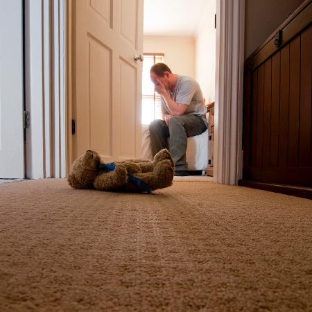 Pais relatam o que fazem para superar a dor - iStockphoto/Getty Images