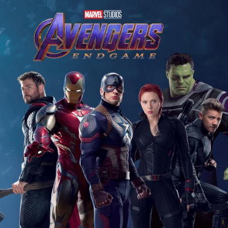 """Imagem oficial de """"Vingadores: Ultimato"""" - Reprodução"""
