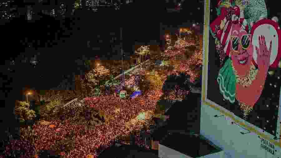 Bloco Chama o Síndico lotou ruas de Belo Horizonte no Carnaval 2018 - Cacá Lanari/Belotur/Divulgação
