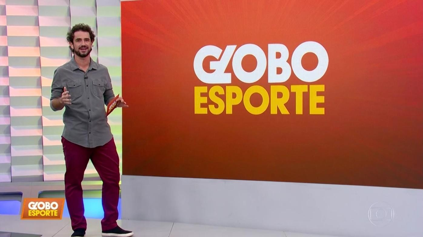 """No """"Globo Esporte"""", Felipe Andreoli zoa gafe de ex-colega da Band ..."""