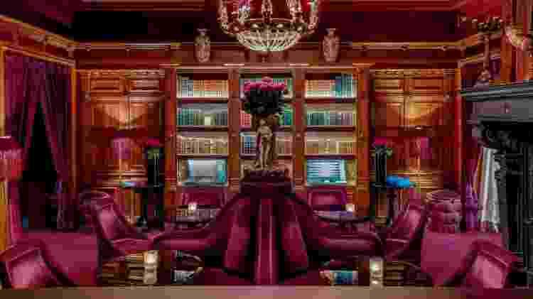 A decoração do Maison Souquet é assinada pelo designer francês Jacques Garcia - Divulgação/Maison Souquet - Divulgação/Maison Souquet