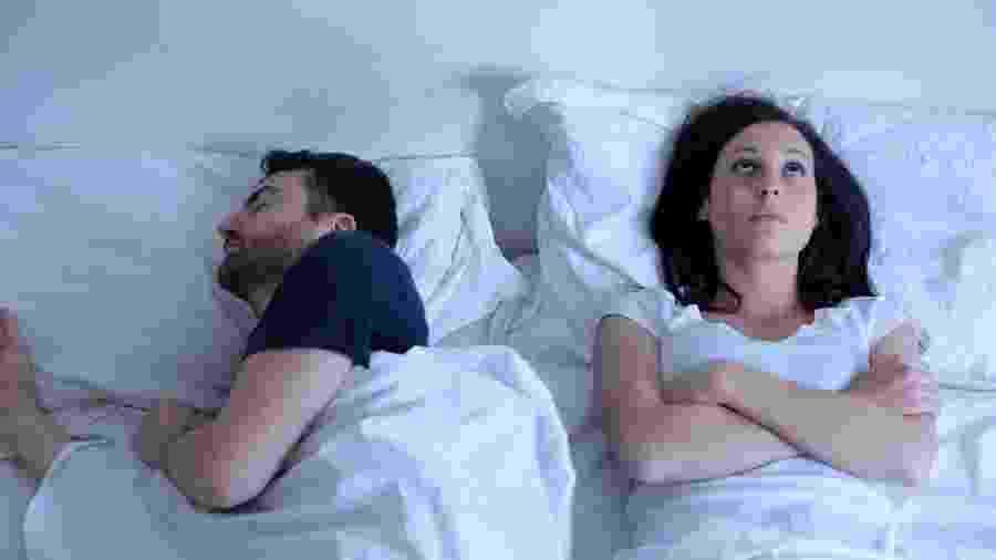 A separação de camas pode melhorar a dinâmica a dois e criar novos climas de erotismo - Getty Images/iStockphoto