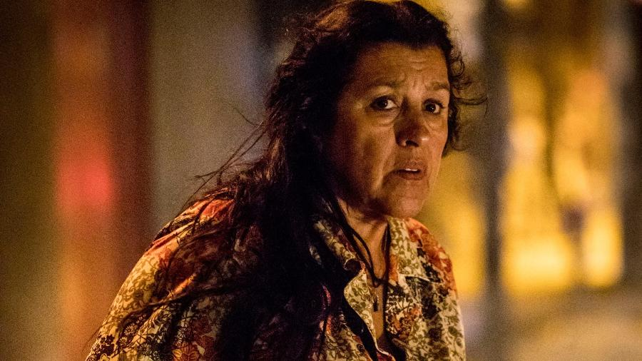 Regina Casé interpreta Lurdes em Amor de Mãe - João Cotta/Globo