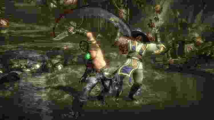Mortal Kombat X Review 2 - Divulgação - Divulgação