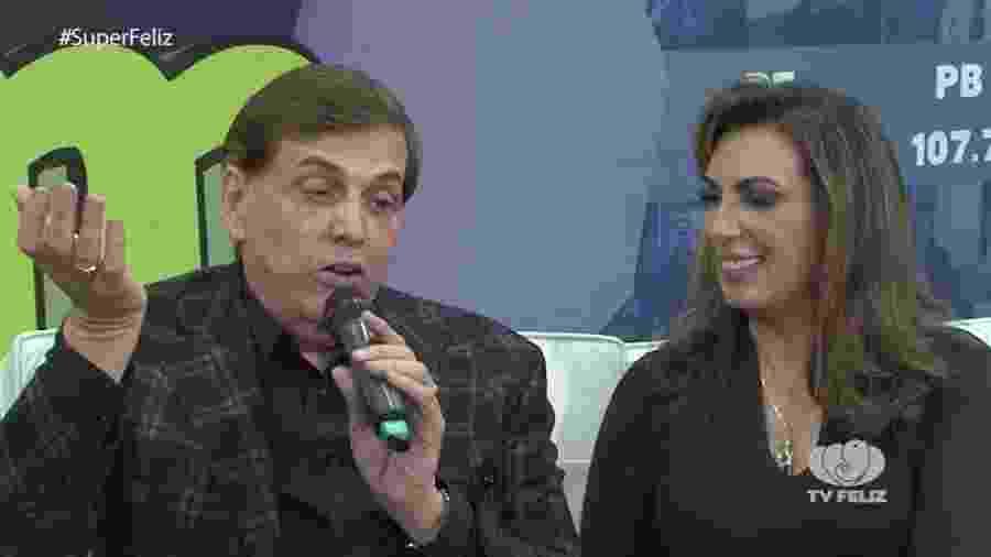 Estevam e Sonia Hernandes, líderes da Igreja Renascer em Cristo - Reprodução/YouTube