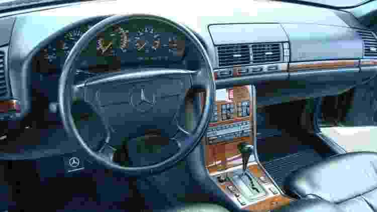 Mercedes-Benz 300 SE Reginaldo de Campinas Xororó - Arquivo pessoal - Arquivo pessoal