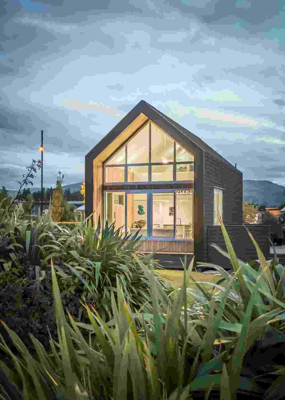 Tiny house de 30 m² na Nova Zelândia será seu próximo sonho da casa própria - Simon Larkin