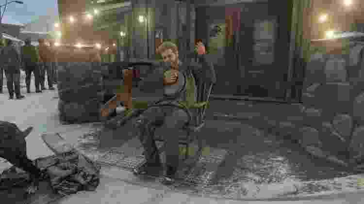 The Last of Us 2 Gustavo Santaolalla - Reprodução - Reprodução