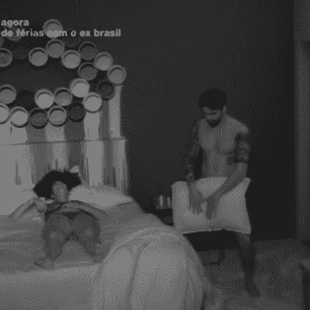 """Arthur e Jessica no """"De Férias com o Ex"""" - Reprodução"""
