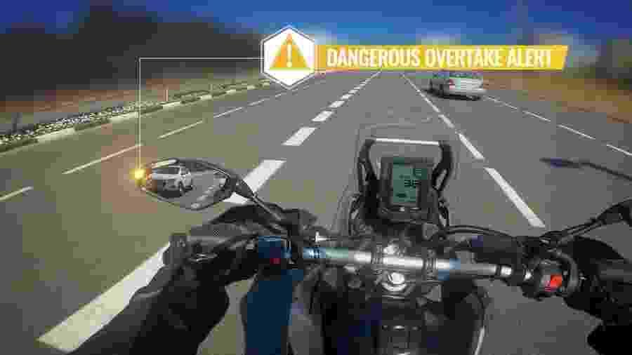 Ride Vision - Divulgação