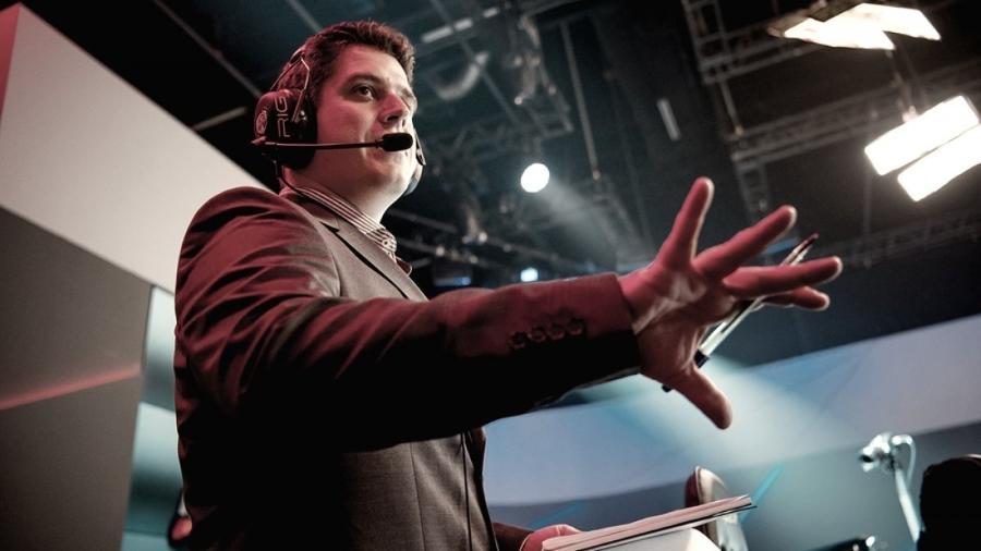 Nuddle, técnico da KaBuM! - Riot Games/Divulgação