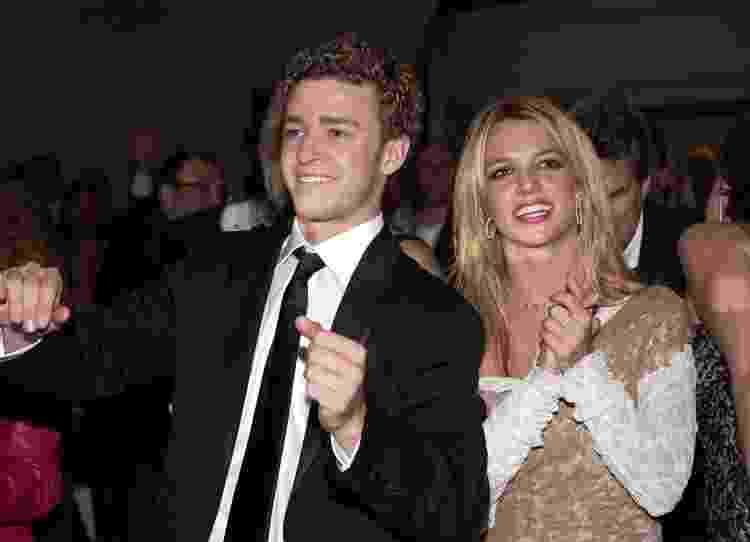 Justin Timberlake e Britney Spears namoraram por três anos, e término envolveu boatos de traição da cantora - L. Cohen/WireImage - L. Cohen/WireImage