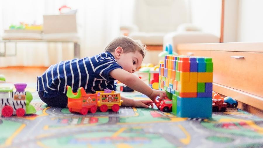 Brinquedos para crianças de até um ano de idade: veja opções para comprar - Getty Images