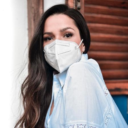Juliette Freire: alguns deslizes, mas quase sempre de máscara - Reprodução Instagram