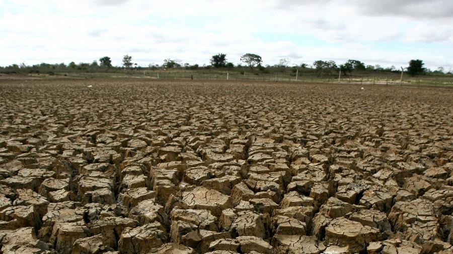 Seca em Vitória da Conquista, Bahia - Getty Images/iStockphoto