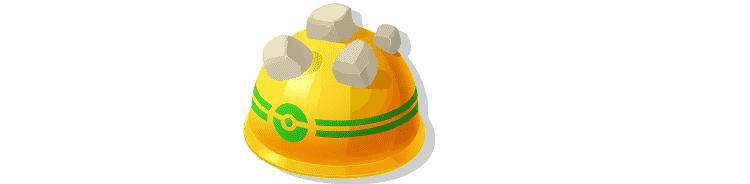 Rocky Helmet - Reprodução/Nintendo - Reprodução/Nintendo