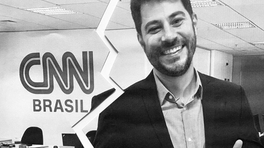 """Evaristo Costa espera que CNN """"não se dirija mais"""" a ele - Reprodução/Instagram"""
