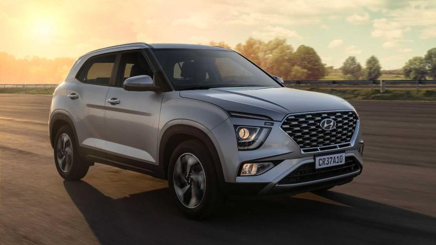 Hyundai Creta Platinum 2022 - Divulgação