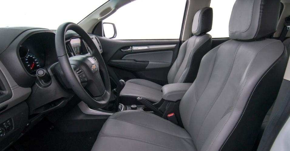 Chevrolet S10 LTZ Flex 4x4 2017