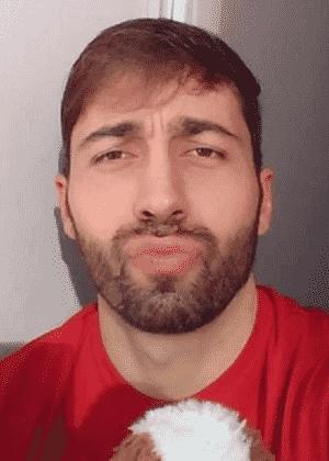 Rodrigo Pádua, que invadiu armado quarto onde Ana Hickmann estava, foi morto pelo cunhado da apresentadora - Reprodução/Twitter